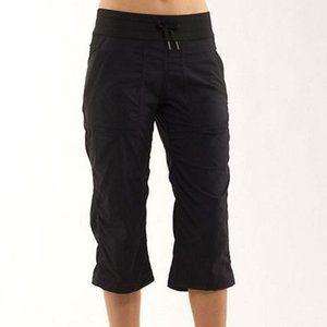 Lululemon Studio Crop Pants Black Size 4